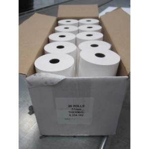 BX20 THERMAL TILL ROLL 57X 57X12.7