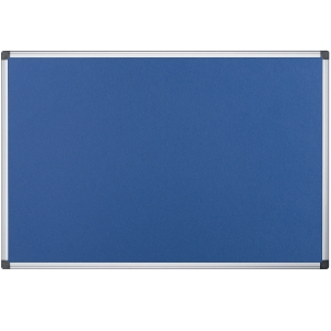 FIRE RETARDANT BOARD 600X900MM BLUE