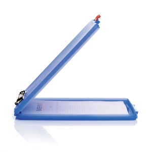 SLIMCASE CLIPBOARD A4 BLUE