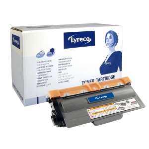 LYRECO LASER TONER COMPATIBLE BROTHER TN 3380 BLACK