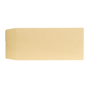 LYRECO MANILLA 15 X 10INCH SELF SEAL PLAIN ENVELOPES 90GSM - BOX OF 250
