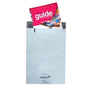 MAILTUFF MAILERS BAGS 305 X 415MM (12 X 16 1/4INCH) - BOX OF 100