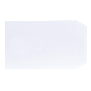 LYRECO BUDGET WHITE C5 SELF SEAL PLAIN ENVELOPES 80GSM - BOX OF 500