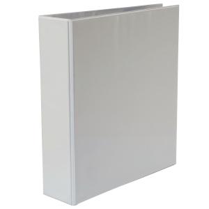 LYRECO WHITE A4 LEVER ARCH PRESENTATION BINDER 58MM