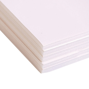 CLAIREFONTAINE WHITE FOAM BOARD, A1, 5MM THICKNESS, 10 BOARDS PER PACK