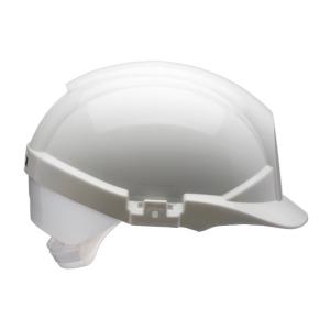 CENTURION S12A REFLEX MID PEAK SAFETY HELMET WHITE