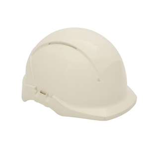 CENTURION S08A CONCEPT REDUCED PEAK VENTED SAFETY HELMET WHITE
