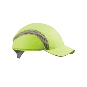 CENTURION AIRPRO BUMP CAP HIGH VISIBILITY YELLOW