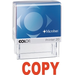 COLOP P20MBCOPY SELF-INKING STAMP