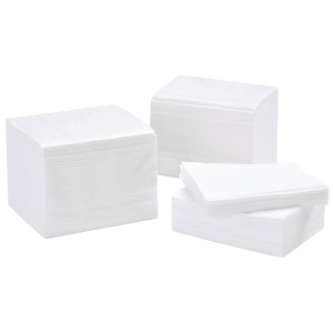 WHITE 2 PLY BULK PACK TOILET TISSUE - PACK OF 36 X 250 SHEETS