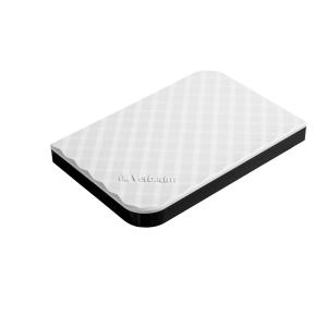 VERBATIM 2.5  PORTABLE HDD HARD DISC DRIVE 3.0 2TB SILVER