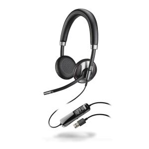 PLANTRONICS 202580-01 C725 USB DUO HEADSET