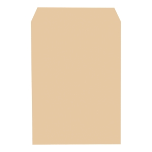 LYRECO ENV C4 115G P/S manilla BOX OF 250