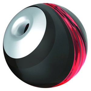 MAPED ADVANCED BLACK/RED SPHERE PENCIL SHARPENER