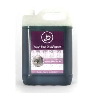 FRESH PINE DISINFECTANT 5 LITRE