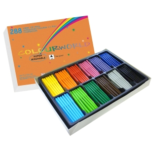 COLOURWORLD FELT PENS - PACK OF 288