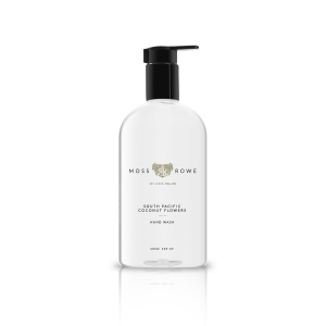 MOSS AND ROWE SOUTH PACIFIC COCONUT FLOWERS HAND WASH 400ML
