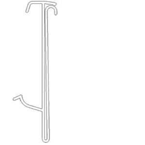 SCANNER STRIP - 989mm / Die 785