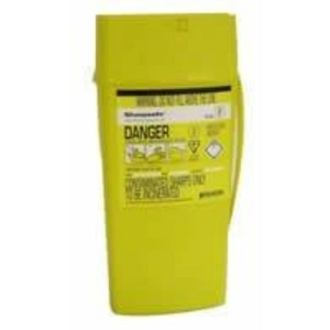 SHARPS DISPOSAL BIN3.75L needle
