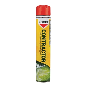 ROCOL CONTRACTOR FUSIONSEMI PERMANENT SPOT MARKING PAINT 750ML