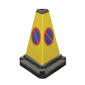 3 SIDED NOWAITING CONE 530MM