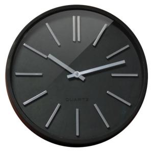 CEP GOMA SILENT CLOCK BLACK 350MM
