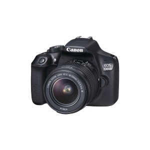 CANON EOS 1300D REFLEX CAMERA BLACK