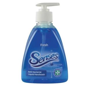 SENSES ANTI BACTERIAL HAND WASH OCEAN FRAGRANCE 300ML