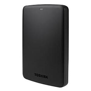 TOSHIBA 1.0TB CANVIO BASICS PORTABLE HDD