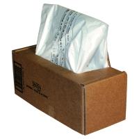 FELLOWES 36054 SHREDDER BAG 53/75L PACK OF 50