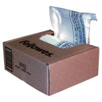FELLOWES 36052 SHREDDER BAG 23/28L PACK OF 100