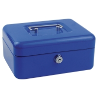 SMALL CASH BOX 85 X 200 X 150MM