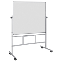 REVOLVING ENAMELLED WHITEBOARD - 1200 X 1500MM