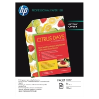 HP WHITE A4 BROCHURE AND FLYER PAPER 160GSM - PACK OF 50 SHEETS