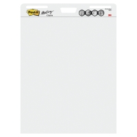 3M POST-IT MEETING FLIP CHARTS 775X635MM 30 SHEETS - PACK 2