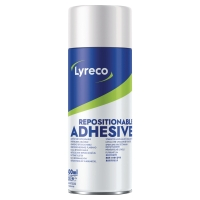 LYRECO REPO GLUE IN SPRAY - 400ML