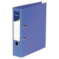 LYRECO POLYPROPYLENE BLUE FOOLSCAP LEVER ARCH FILES - BOX OF 10