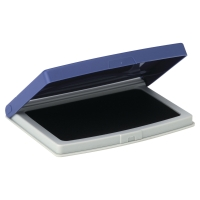 DORMY REPLACEMENT STAMP PAD BLUE - 110 X 70MM