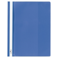 DURAPLUS BLUE A4 QUOTATION FOLDERS - PACK OF 25