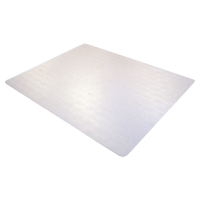 CLEARTEX CARPET CHAIRMAT PC 120 X 90CM RECTANGLE