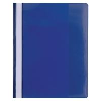 EXACOMPTA PREMIUM BLUE A4 EXECUTIVE FILES - PACK OF 10
