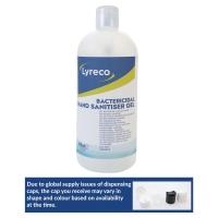 LYRECO BACTERICIDAL HAND GEL 500ML