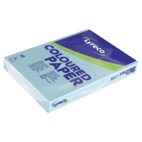 LYRECO PAPER A3 80GSM BLUE - REAM OF 500 SHEETS