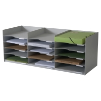 PAPERFLOW STACKABLE HORIZONTAL ORGANIZER