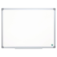 BI-OFFICE EARTH-IT ENAMEL WHITEBOARD 900 X 600MM