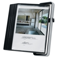 TARIFOLD VEO A4 10 POCKET WALL UNIT