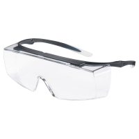 UVEX SUPER F OTG EYE PROTECTION CLEAR UV2-1-2 9169-500