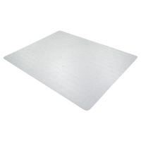 CLEARTEX 100% POST CONSUMER RECYCLED PET CARPET CHAIRMAT 900 X 1200MM