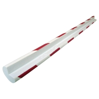 ANGLE CORNER PROTECTION RED/WHITE