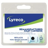 LYRECO INKJET COMPATIBLE CARTRIDGE HP932XL BLACK